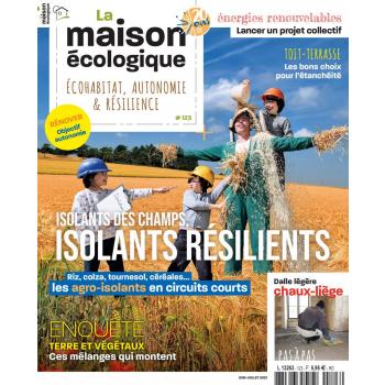 Magazine La Maison écologique n° 123