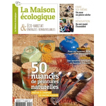 Magazine La Maison écologique n°111
