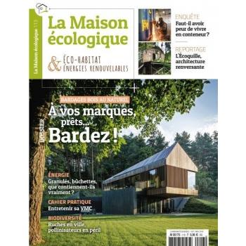 Magazine La Maison écologique n°113