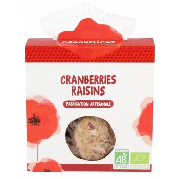 Biscuits Cranberries Raisins