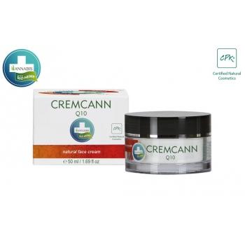 Cremcann Q10 Crème visage bio- 50ml