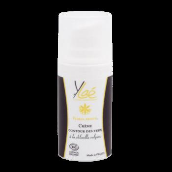 Ylaé Crème contour des yeux à la chlorella vulgaris 15 ml