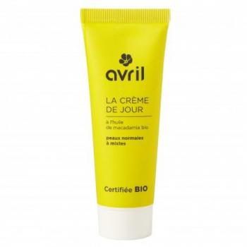 Crème de jour peaux normales à mixtes 50 ml