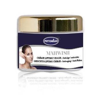 Soin visage anti-âge multi-régénérant, Crème lifting Mahwish toutes peaux