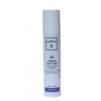 Crème Anti age Bio - Laboratoire Émeraude - 50ml