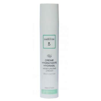 Crème Hydrasil bio - Laboratoire Émeraude - 50ml
