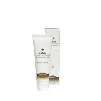 Crème peaux sèches et sensibles BIO