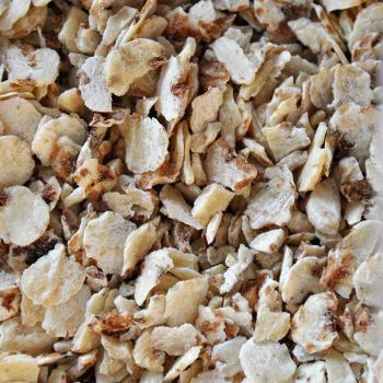CROC NATURE - flocons de souchet bio (souchet décortiqué) - 500gr vrac