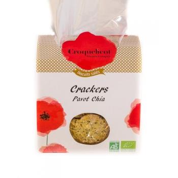 Crackers Pavot Chia