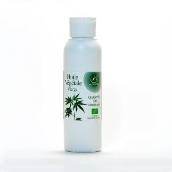 Huile végétale de chanvre Bio 125ml