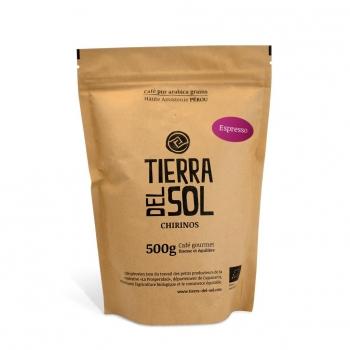 Café Chirinos - torréfaction espresso - 500g en grains