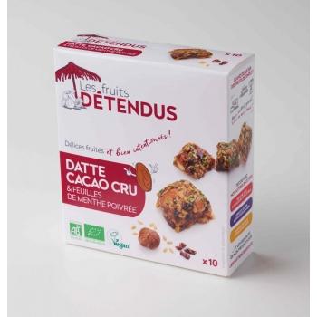 En-cas Datte - Cacao cru - 40g