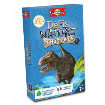 Défis nature - Dinosaures 1