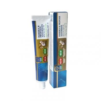 Dentifrice au Miel de Manuka MGO™ 400+, Huile d'Arbre à Thé et Propolis, 100g