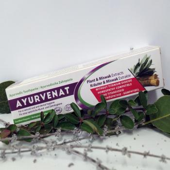 Dentifrice Ayurvedique bio - 75ml