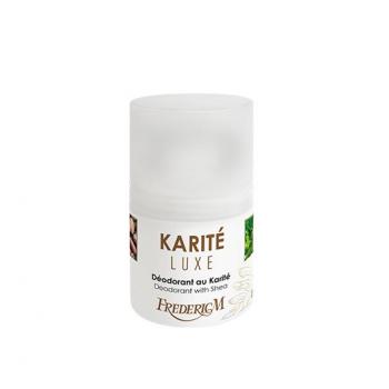 Déodorant Karité Luxe Fréderic M 50ml