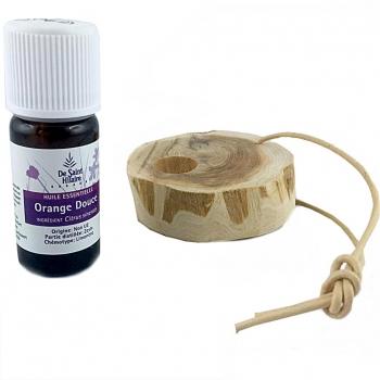 Diffuseur huiles essentielles Voiture - 4 parfums