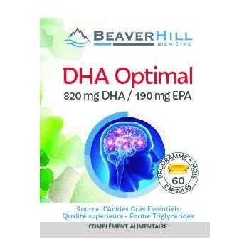 DHA Optimal - 820 mg DHA / 190 mg EPA