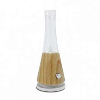 Simplia V2 : Diffuseur par nébulisation en verre et bois