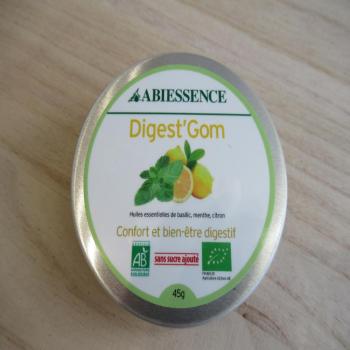 Digest'gom aux huiles essentielles BIO