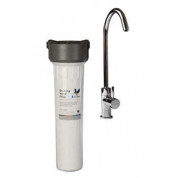 Filtre eau pure Doulton HIP sous évier avec cartouche Ultracarb