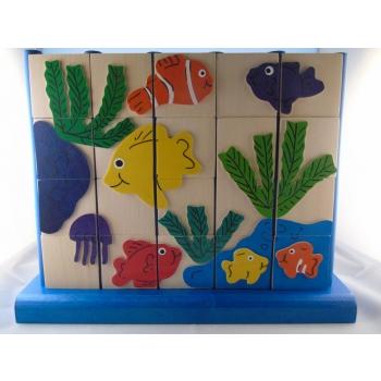 puzzle aquarium
