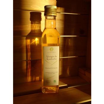 Le vinaigre de Kombucha aux Herbes grecques