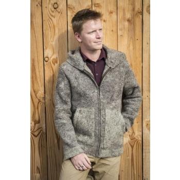 Gilet en laine feutrée pour homme **Mistral** Taille S