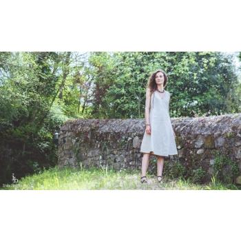 Robe femme en lin biologique **La Ligérienne** Taille 36