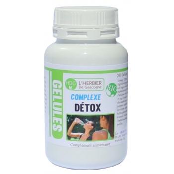 Détox Bio - Herbier de Gascogne - 200 gélules