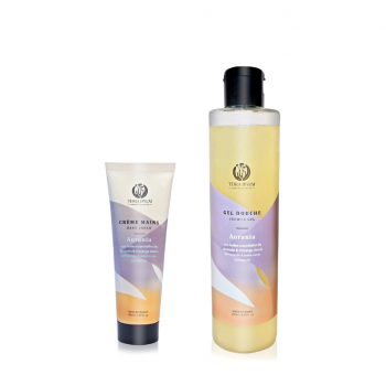 Duo simple - Gel douche & Crème mains