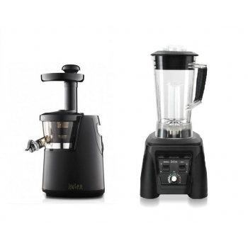 Extracteur Vertical + Blender - noir - Zen & Pur