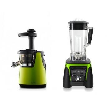 Extracteur Vertical + Blender - vert - Zen & Pur