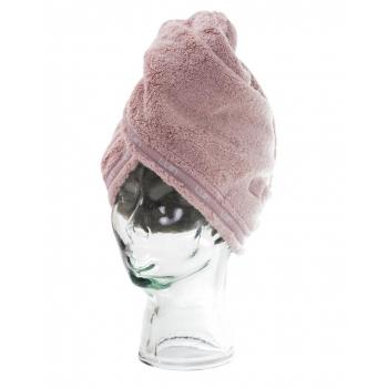LUIN LIVING - Serviette pour cheveux DUSTY ROSE