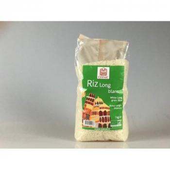 Riz long blanc 1kg  CELNAT