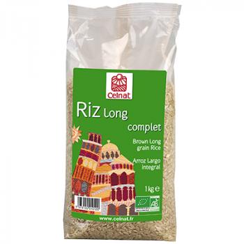 Riz long complet 3kg  CELNAT
