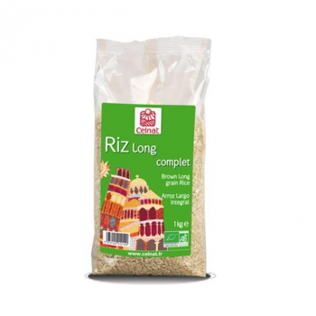 Riz long complet 1kg  CELNAT