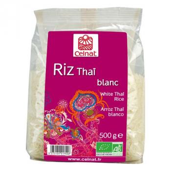 Riz thai blanc 500g  CELNAT