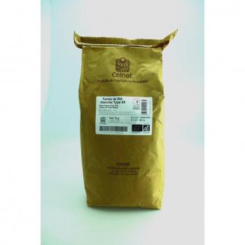 Farine de blé blanche t65 5kg  CELNAT