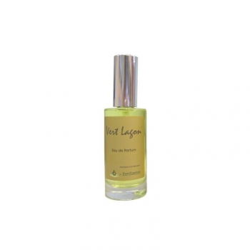 eau de parfum homme vert lagon Run'essence