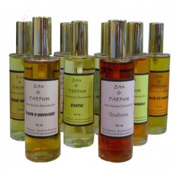 eau de parfum huiles essentielle ylang oriental run'essence 50ml