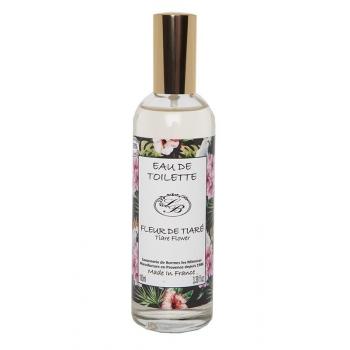 Eau de toilette - Fleur de Tiaré - 100 ml - Savonnerie de Bormes