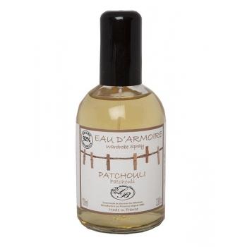 Eau d'armoire - Patchouli - 100 ml - Savonnerie de Bormes