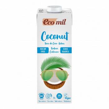 Lait Coco-Calcium Nature 1L Bio - Ecomil