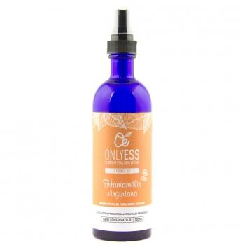 Véritable eau florale d'Hamamélis BIO - Flacon verre 200 ml