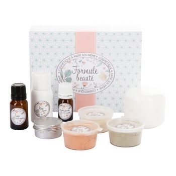 Box cosmétique maison - Ecrin de pastel