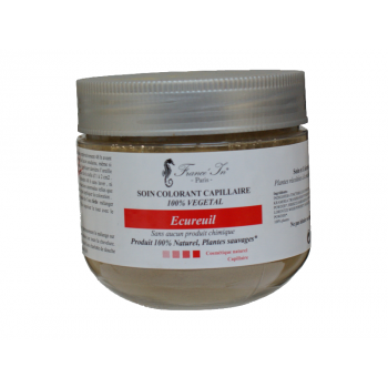 COLORATION   Soin Colorant Ecureuil  100 % Naturel 140 G