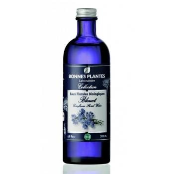 Eau florale de Bleuet Bio - Origine France  ( Votre pompe spray offert )