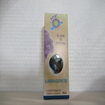 """Elixir de cristal """"labradorite"""""""