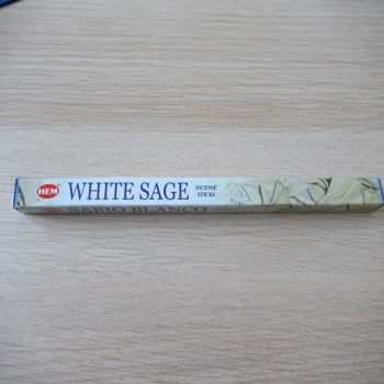 Encens naturel de Sauge blanche